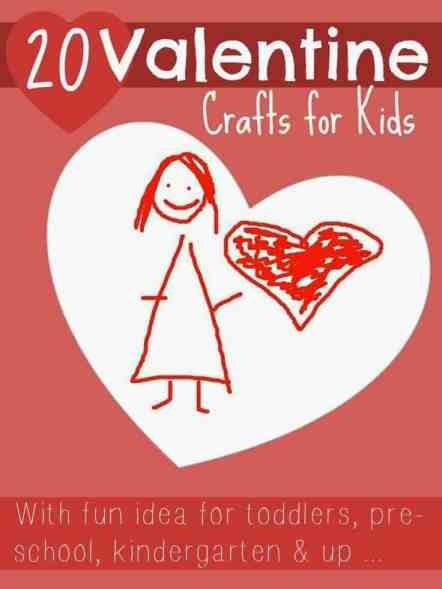 ValentinesDayCraftsKids