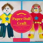 Paper Doll Craft for Cubbies Bear Hug 14