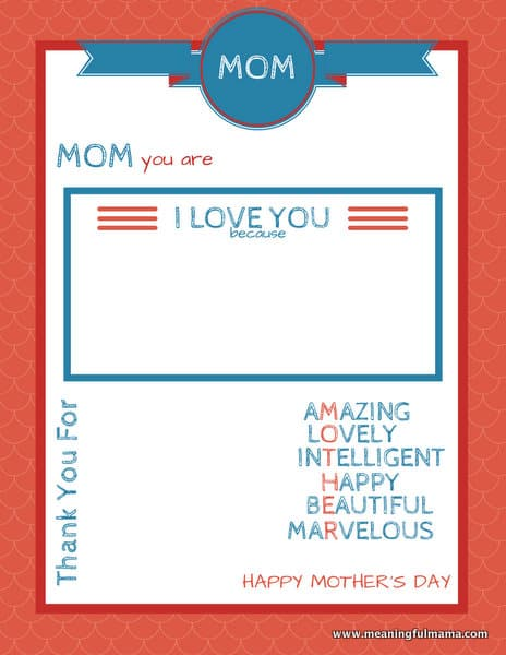 1-Mother's Day Printable
