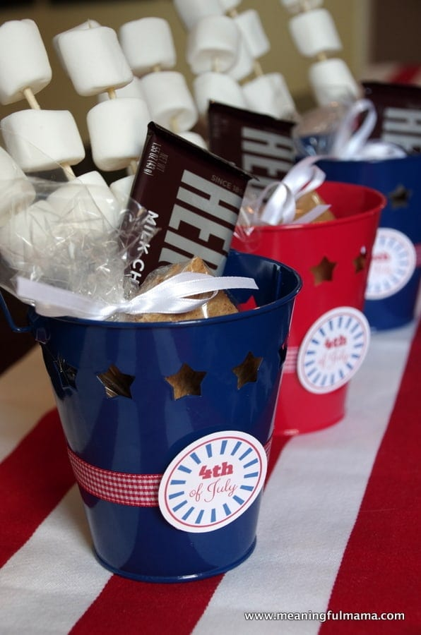 1-Fourth of July S'More Buckets party ideas Jun 29, 2014, 10-53 AM Jun 29, 2014, 1-43 PM