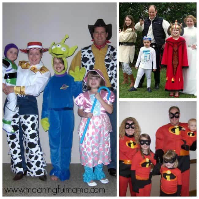 family costume ideas