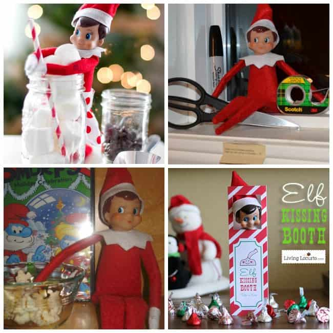 elf on the shelf kindness ideas nice