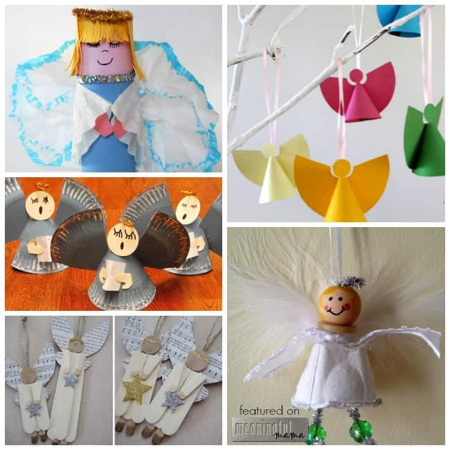 angel craft ideas christmas christ