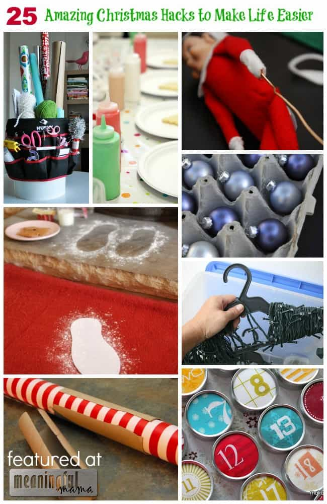 great christmas hacks life easier