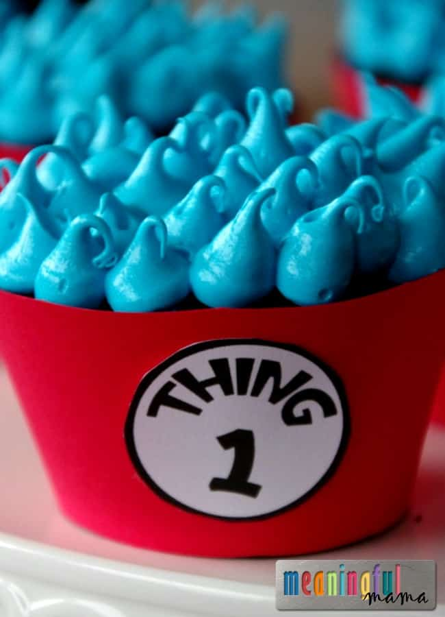 Thing Dr 1 2 Suess And