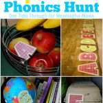 Alphabet Phonics Hunt