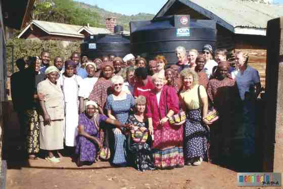 Bringing Water to Africa