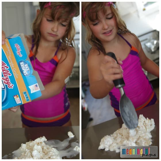 Rice Krispies Treats Marshmallow Ice Cream Recipe