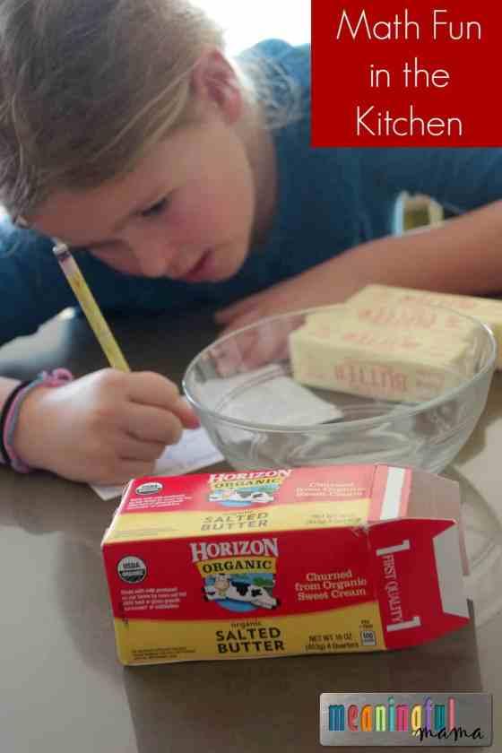Math Fun in the Kitchen - Mini Chip Snowball Cookies Jan 6, 2016, 3-16 PM