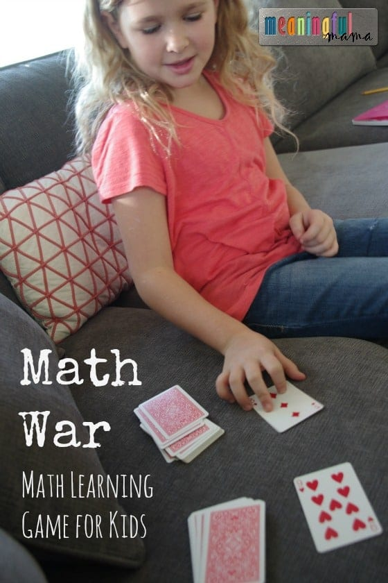 Math War - Math Games for Kids Dec 31, 2015, 11-14 AM
