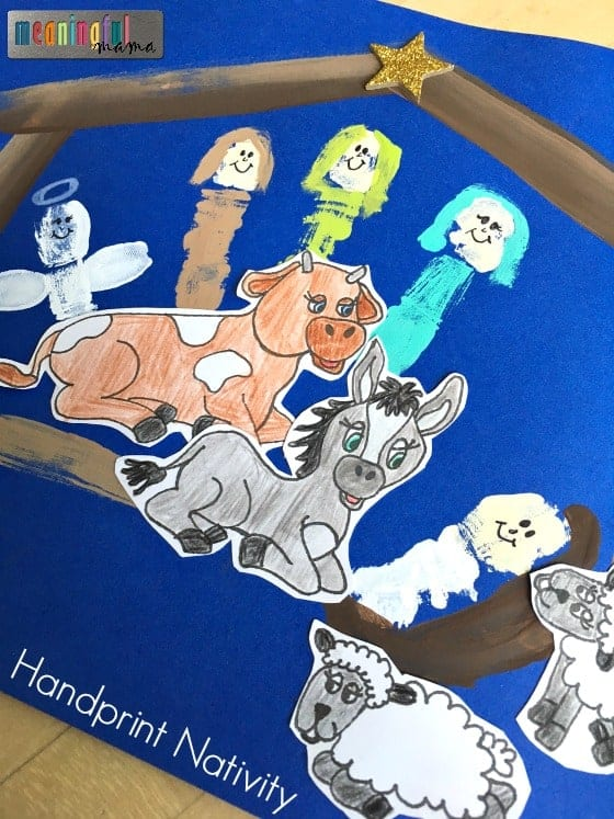 handprint-nativity-craft-for-kids