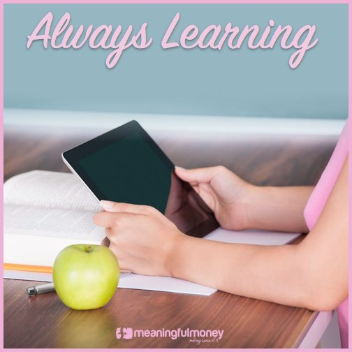 Always learning|Always learning|Always learning