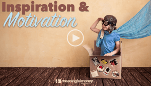 Five sources of inspiration and motivation