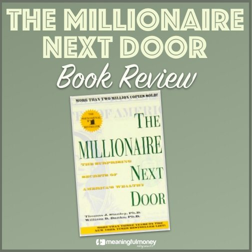 The millionaire next door book review