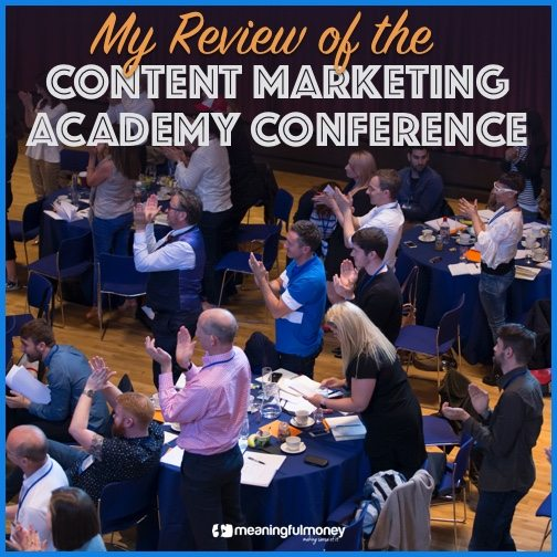 My review of TCMA2016
