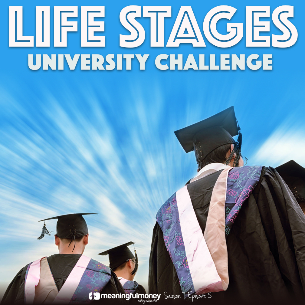 |Life Stages - University Chalenge