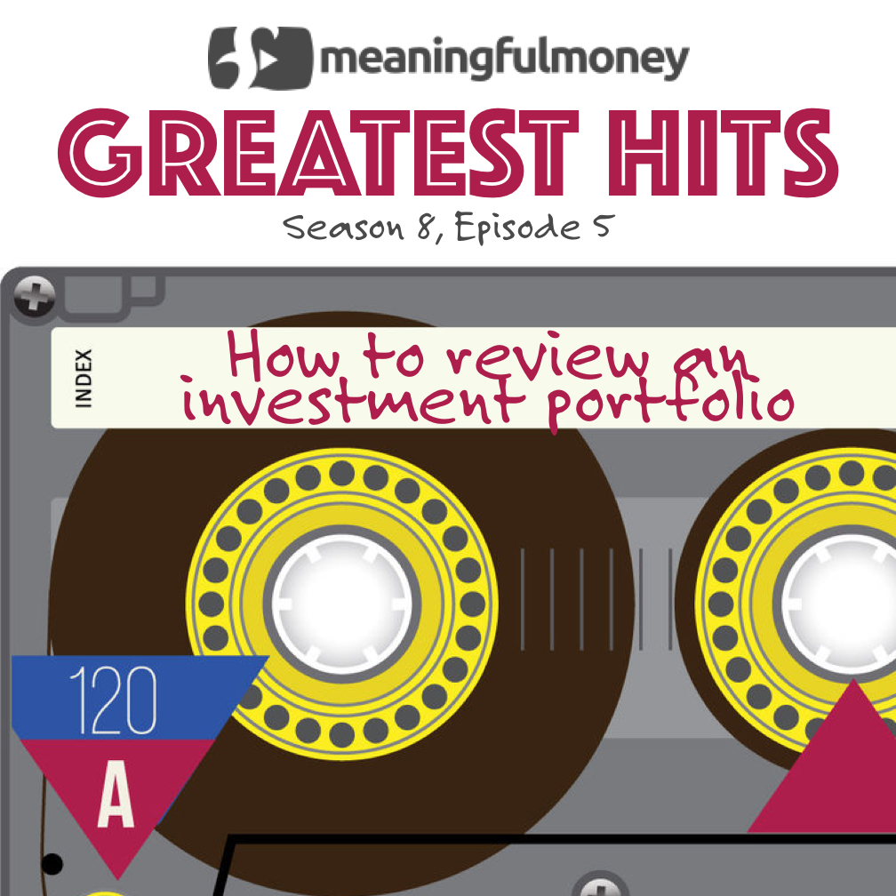 |How to review an investment portfolio