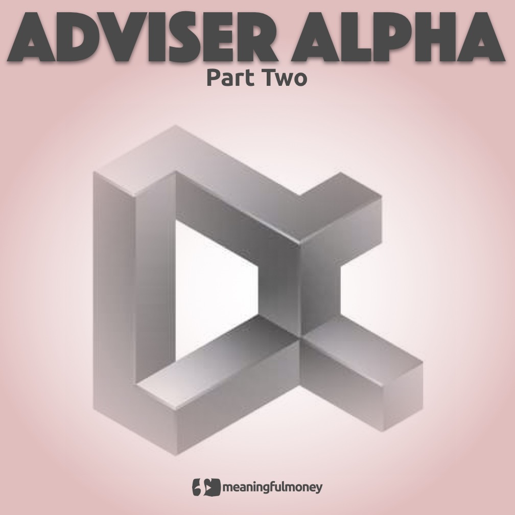 Adviser Alpha Part Two|Adviser Alpha Part Two