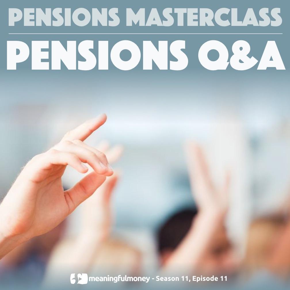 |Pensions Q&A