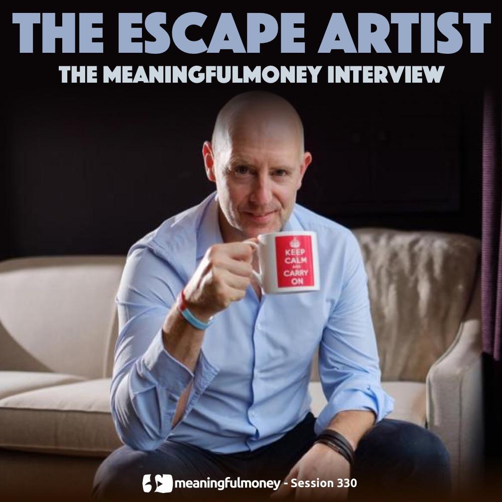 Barney Whiter The Escape Artist