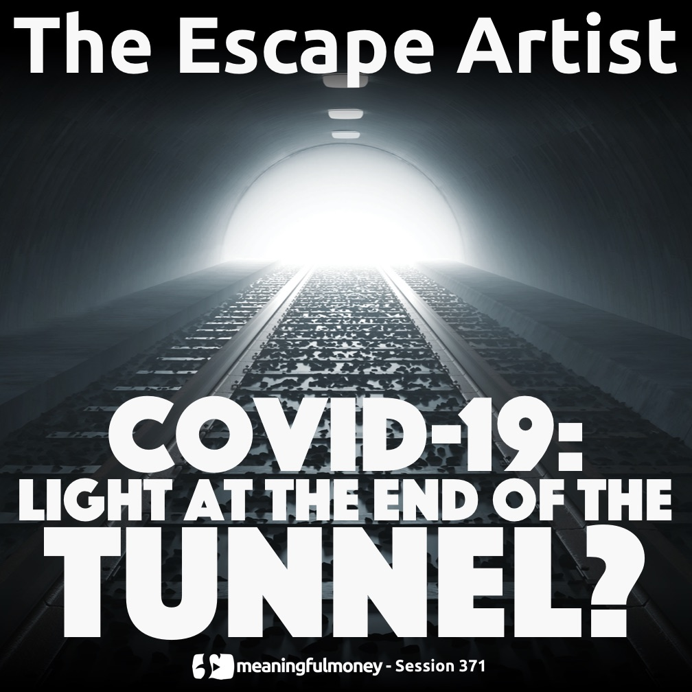 COVID-19: Light at the end of the tunnel?
