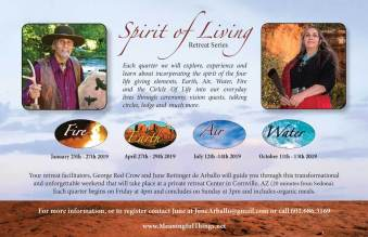 Spirit of Living Retreat: AIR