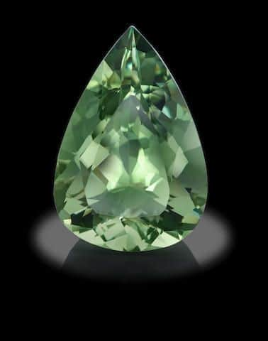 Green Prasiolite : green, prasiolite, Prasiolite:, Meaning,, Properties, Powers, Complete, Guide