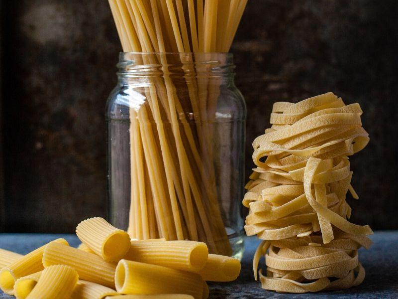 Mushroom and Chorizo pasta recipe