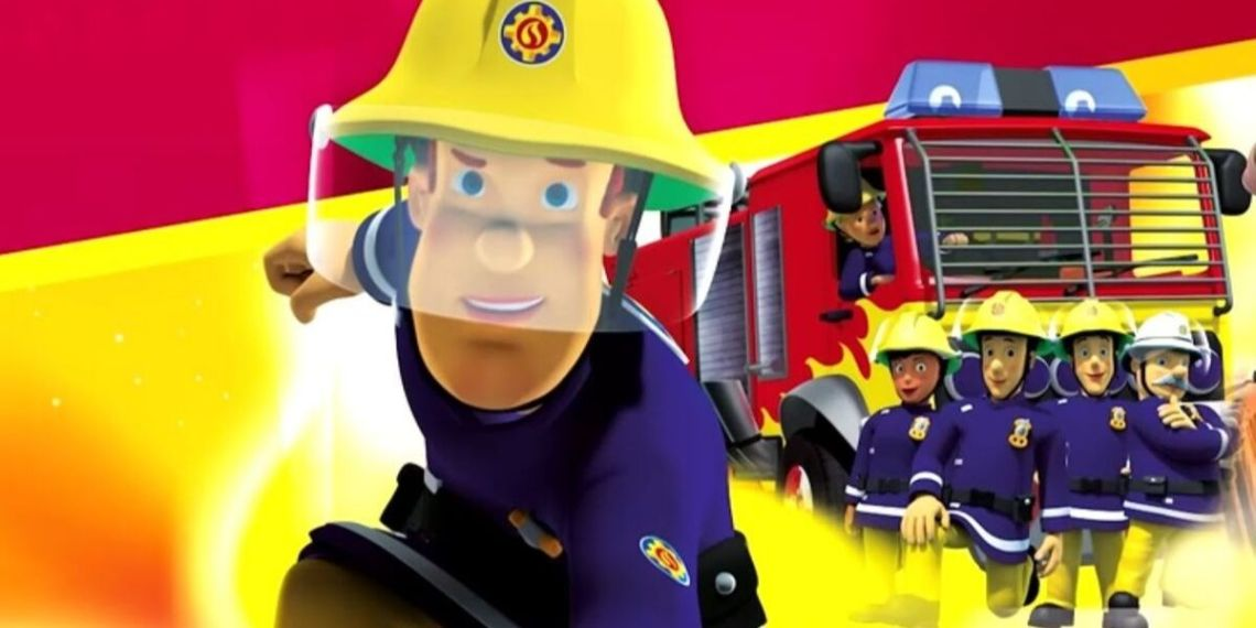 Fireman Sham - Kids TV I Hate