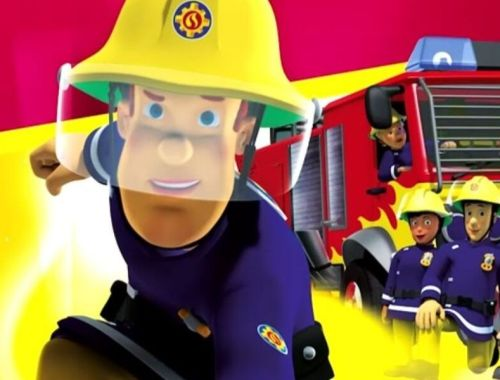 Fireman Sham - Kids TV I Hate
