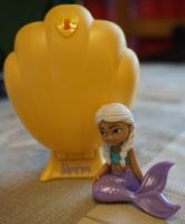 Mermaid Charm Review #toys #mermaid #review #kids