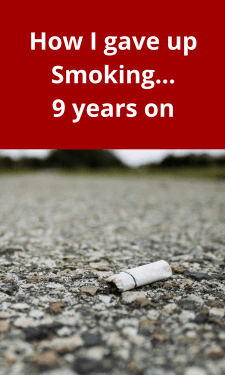 How I gave up smoking #health #healthier #lifechanges #smoking #quitting #givingupsmoking