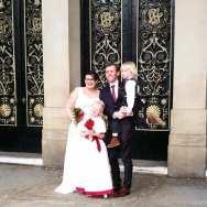 Diary of a Secret wedding - Family
