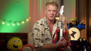Mums Night Out Josh Homme