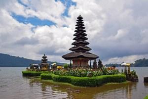Long Haul holiday Bali temple