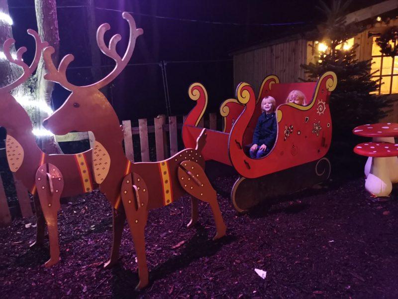 Christmas Experience Sleigh
