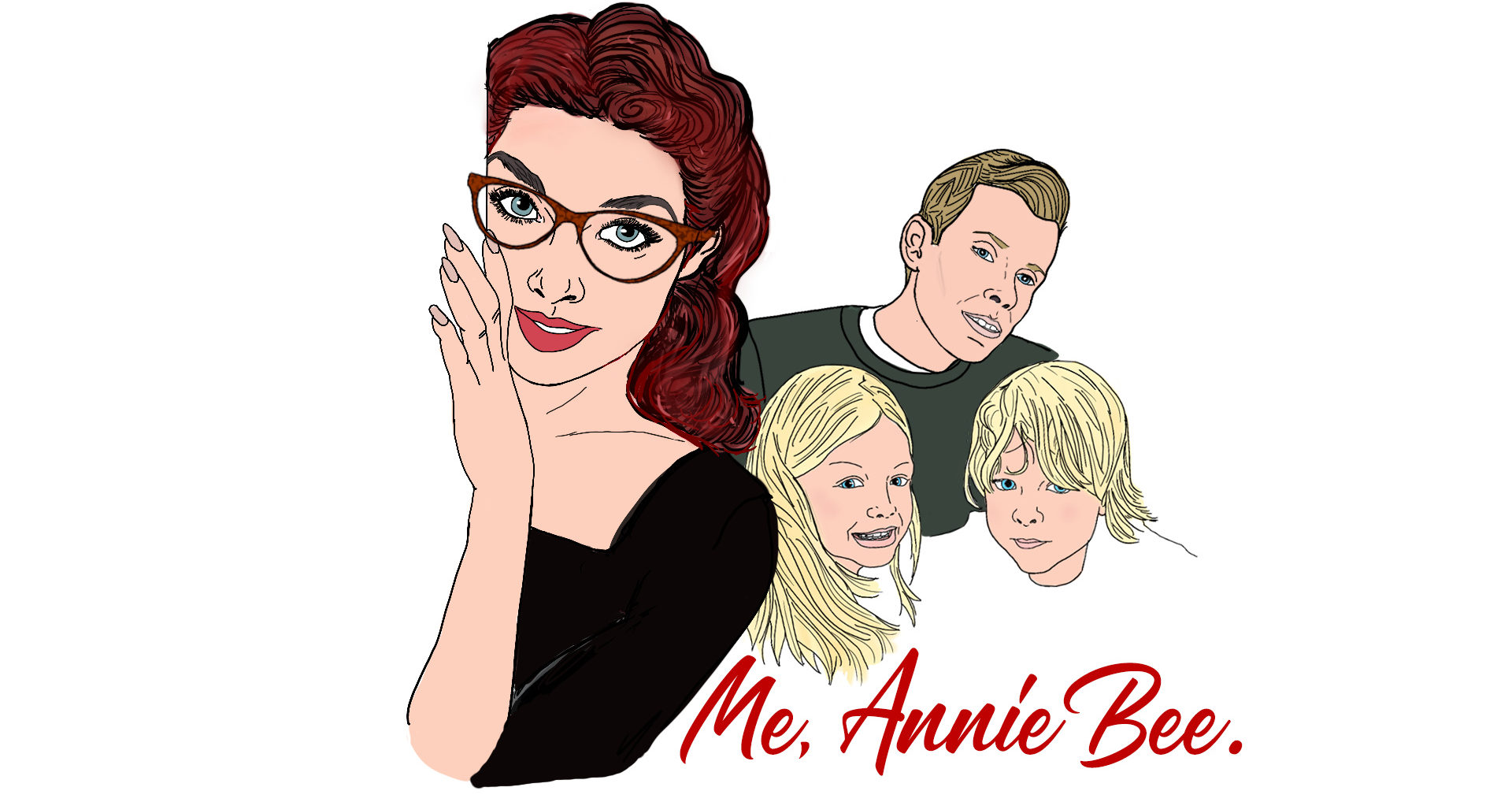 Me, Annie Bee.