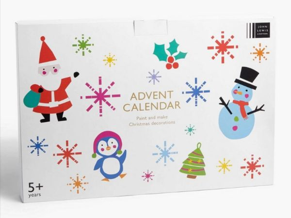 Best advent calendars John Lewis Craft Advent Calendar