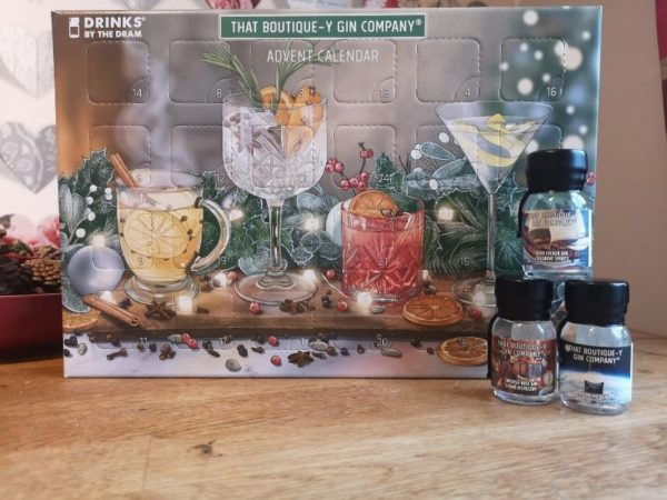 Best Advent Calendars Boutique-y Gin Company