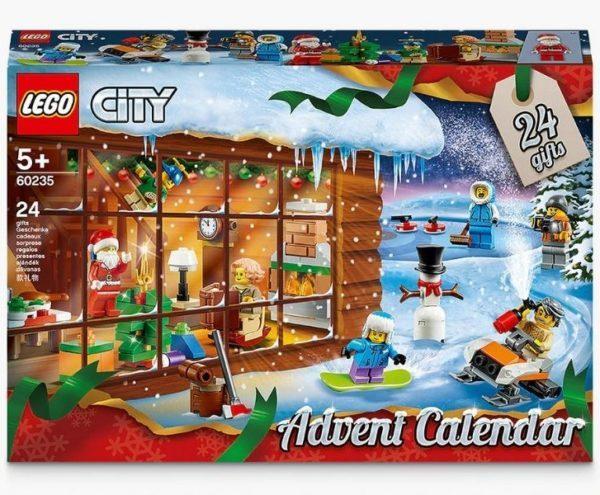 Best Advent Calendars - Lego City