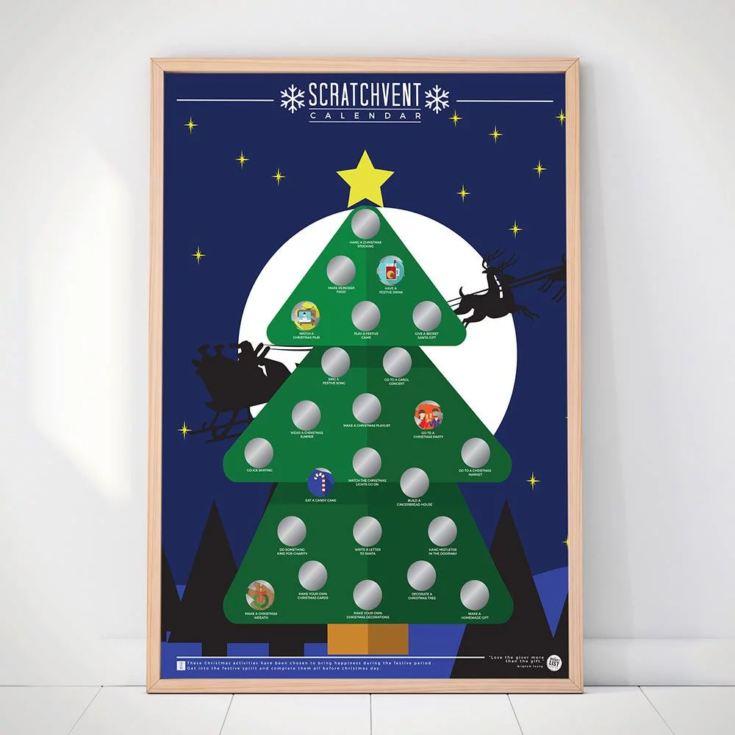 Best Advent Calendars Scratchvent