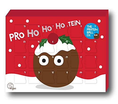 Best advent calendars Protein Ball Co