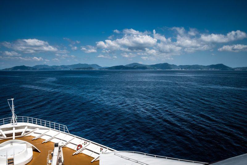 Family Luxury Cruise Sea