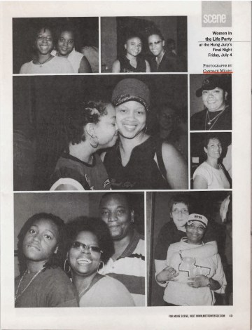 Metro Weekly July 10, 2003