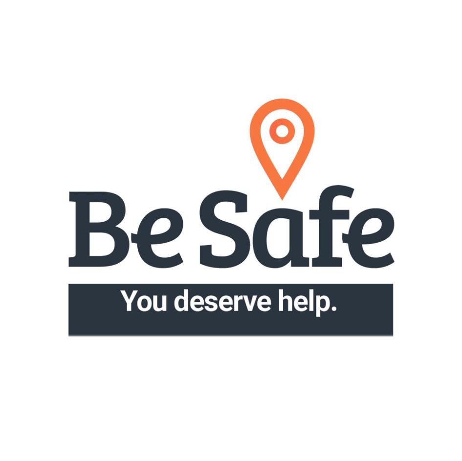 besafe app logo