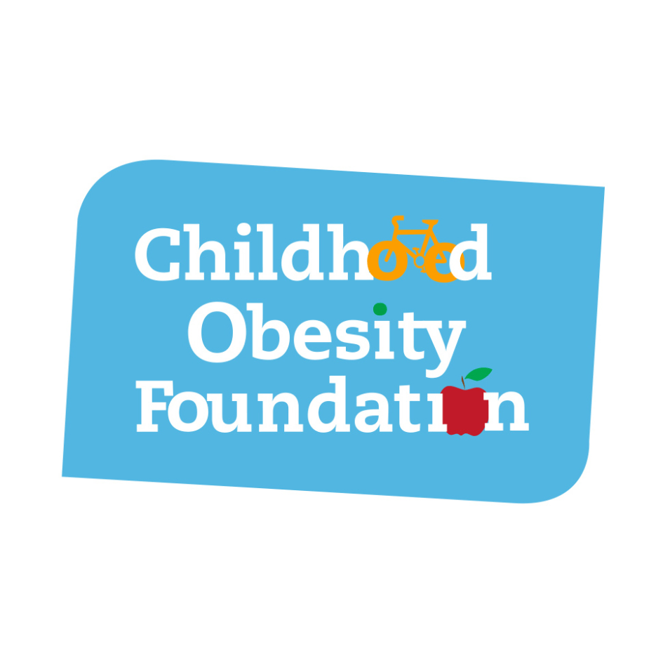 childhood obesity foundation logo