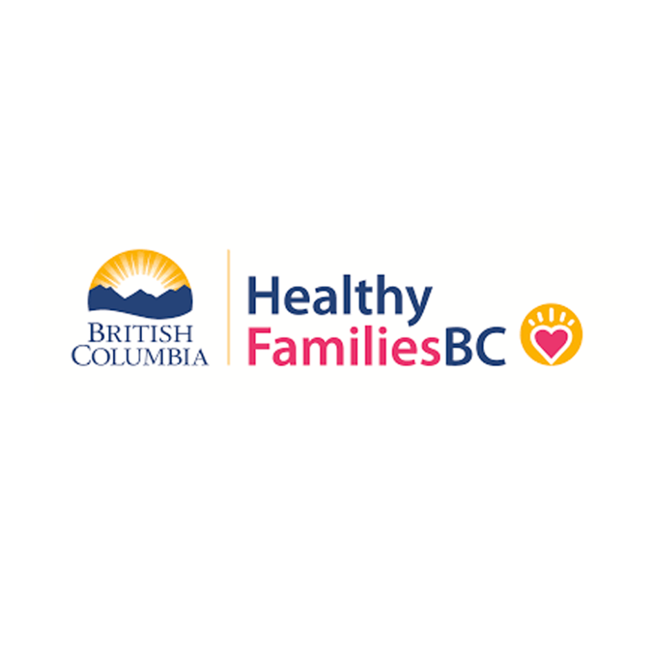 healthy families BC logo