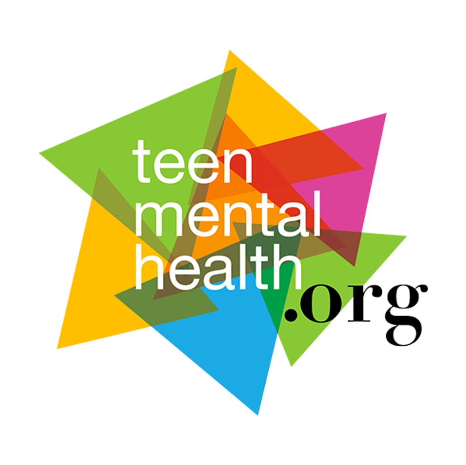 teen mental health logo
