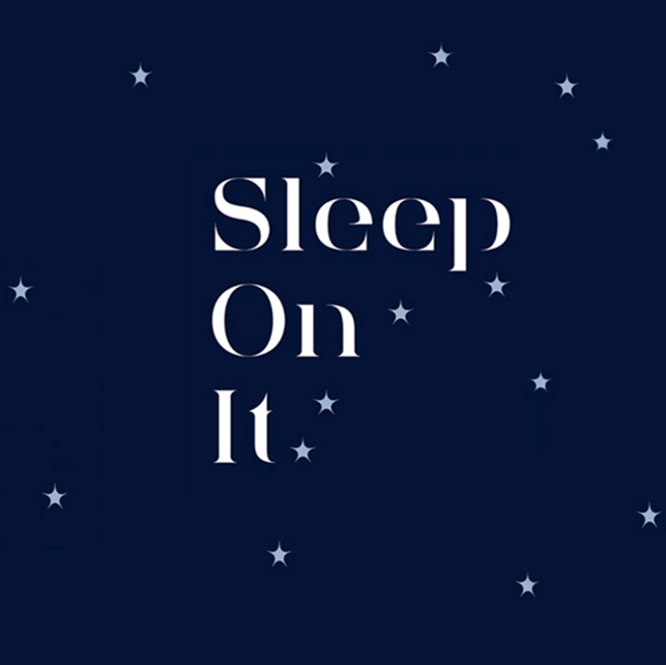 sleep on it canada logo