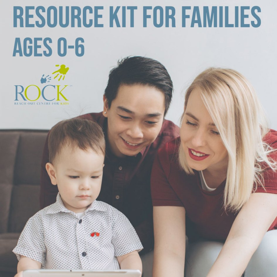 ROCK - Reach Out Centre For Kids and COVID-19